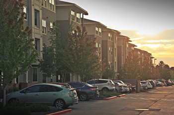 NAU Student Housing–Hilltop Townhomes