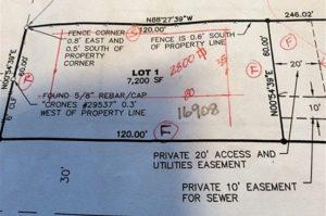 Property Survey Notes