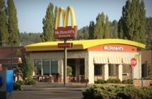 McDonald's–South Milton Road