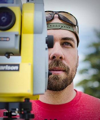Bretton Luckow, Flagstaff Land Surveyor