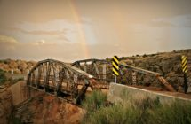 Historic Chevelon Creek Bridge Restoration