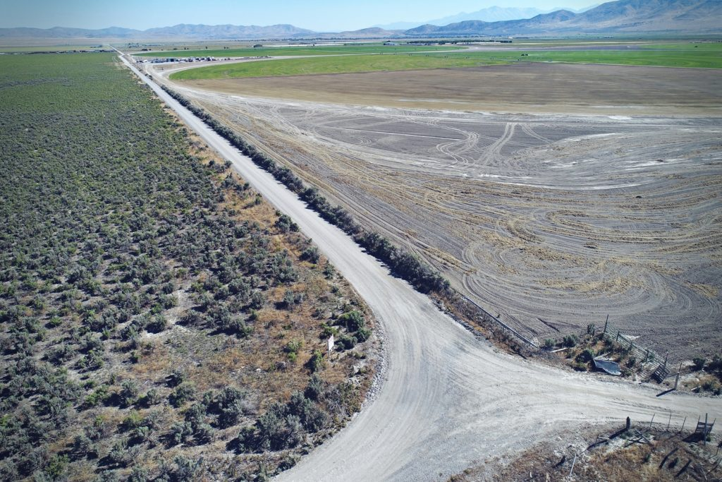 UAV Drone Aerial Photography, Construction Engineering
