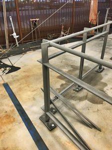 Guardrail Fabrication