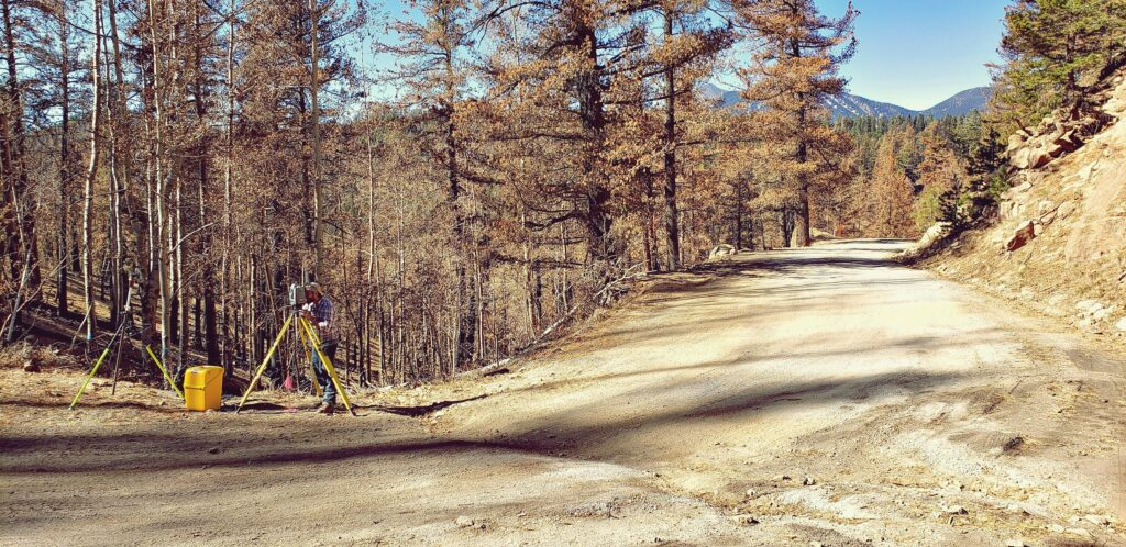 Mt. Elden Lookout Road