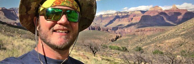 Transcanyon Waterline Survey, Grand Canyon NP